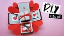 DIY Ngầu - Scrapbox Hộp quà bí mật | Handi Work