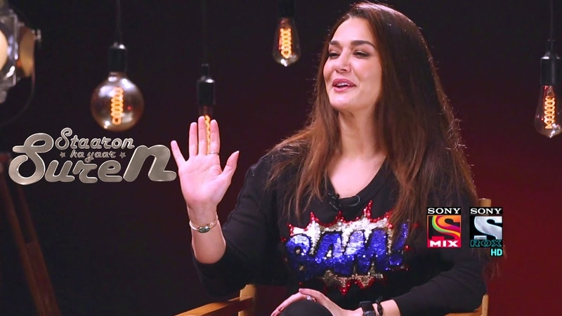 Suren meets Preity Zinta for 'Bhaiyyaji Superhit' – Part 2/4