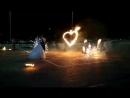 Сердце с фонтанами. Интерактив. Людиново. Бригантина