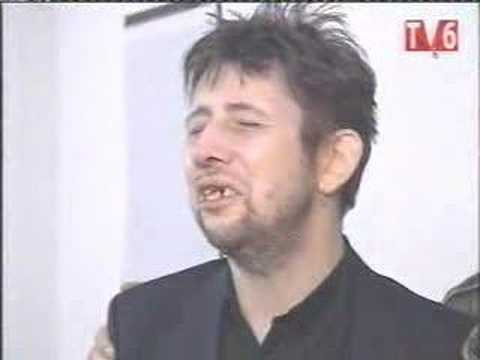 The Pogues - Very Drunk Interview
