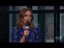 Промоушен сериала «Одинокие родители» в студии «AOL Build» (25/09/18)
