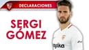 Sergi Gómez Hay que hacer muchas cosas bien para conseguir cada victoria