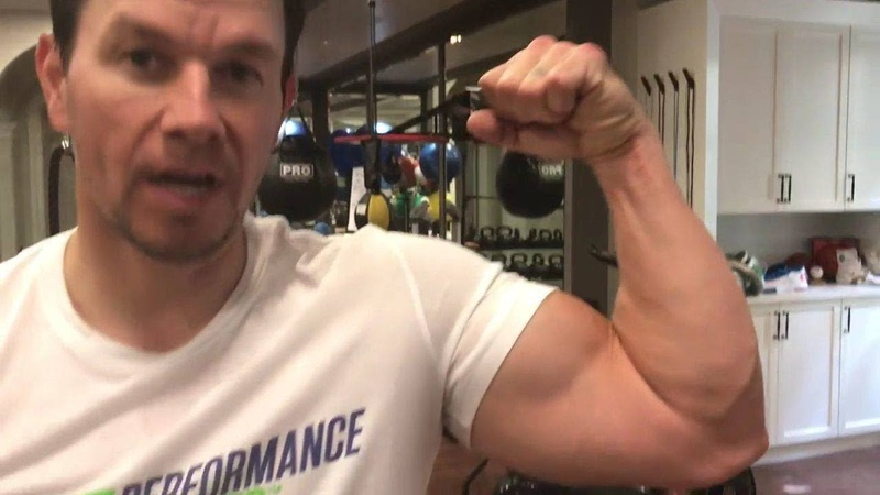 Mark Wahlberg Insane Workout