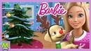 Barbie Dreamhouse Adventures/Подготовка к Новому Году в Доме Мечты Барби.Полная Версия Игры