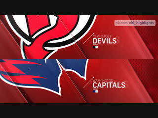 New Jersey Devils vs Washington Capitals Nov 30, 2018 HIGHLIGHTS HD