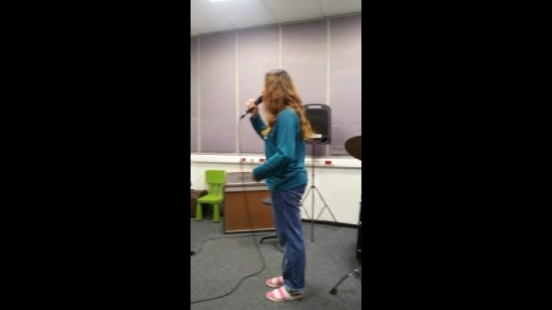 Элана Еник-My heart will go on 💕