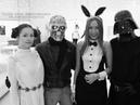 Дарт Вейдер и принцесса Лея на Киночи Звездных войн в Екатеринбурге