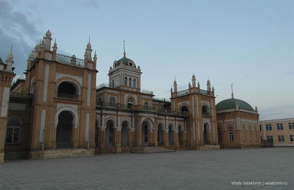 Дворец эмира Бухарского, Каган 2019