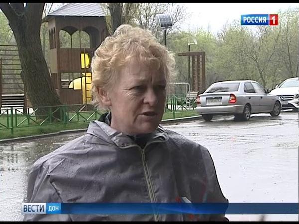 Эксперты ОНФ возмущены тем как в Ростове благоустроили дворы