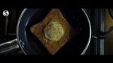 V For Vendetta Breakfast Scene