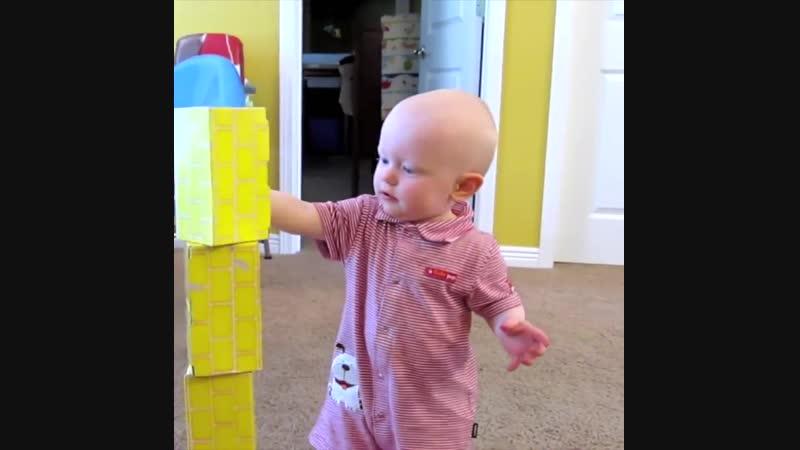 Будущий строитель