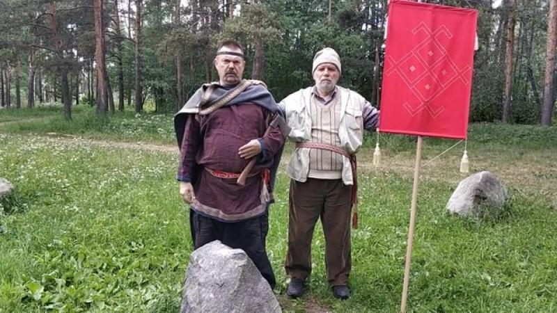 Речь Верховного Жреца Славян БогуМила II. Ко ВсеБогу Перуну Славянскому Народу Жить всеми Жилами дабы Выжить