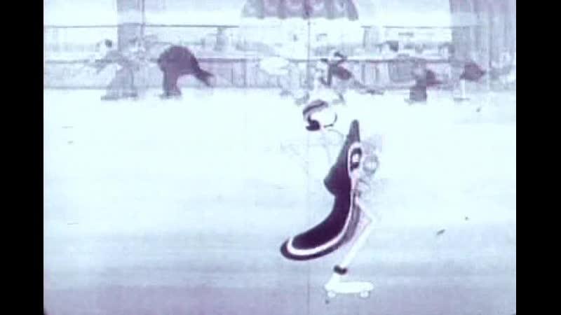 Моряк Попай. Свидание на роликах (A Date to Skate) 1938 Дэйв Флейшер