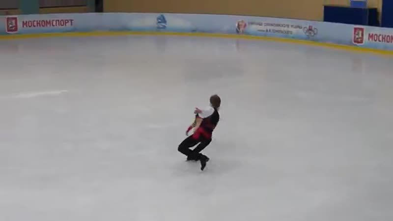 Молчанова-Созоненко, ПП (КМС), V этап КР 2015 (Москва)
