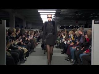Alexander Wang - Fall Winter 2018/2019 by Alexander Wang - Full Fashion Show in High Definition.