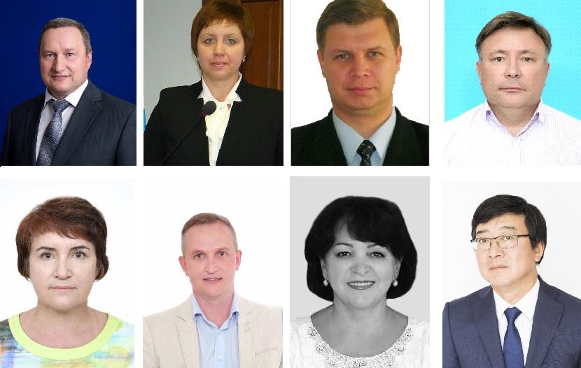 кандидаты на пост главы округа