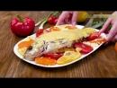 Необычный рецепт Запекаем рыбу в молоке