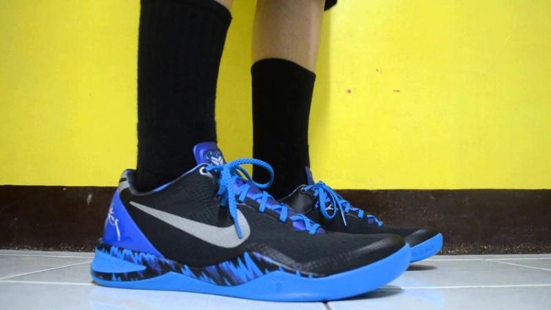 Nike Kobe AD Black Mamba Золотистые