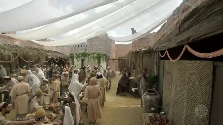 NOVELA JESUS CAPÍTULO 19 COMPLETO 170818.