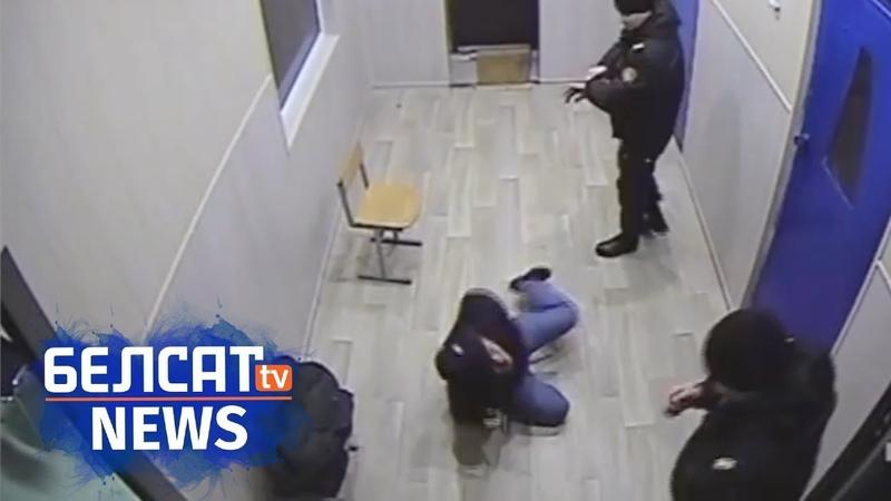 Милиция избила человека и потянула в суд
