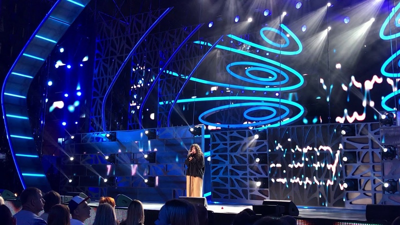 Ana Zorina - Россия, выступление 2-го конкурсного дня «Новой Волны — 2018»