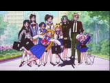 Sailor Moon Super S The Movie opening Blu Ray