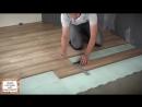 Грамотное видео как правильно укладывать ламинат