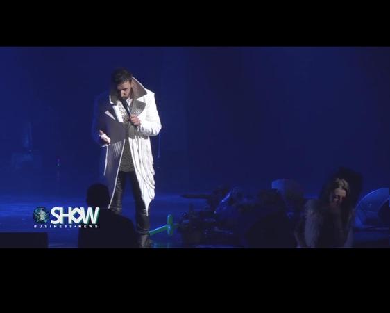 Виталий Козловский - аншлаг на сольном концерте