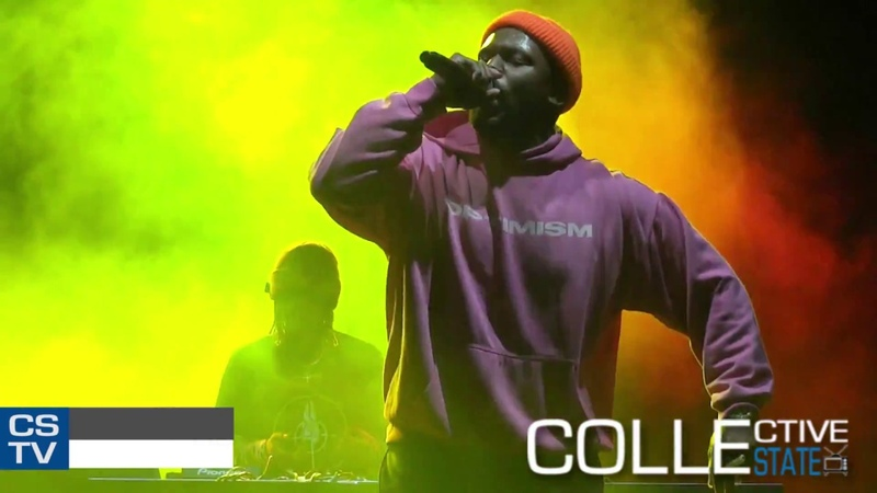Schoolboy Q - That Part, Blank Face, Collard Greens Dope Dealer | HD 2018
