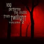 Vitamin String Quartet альбом VSQ Performs the Music from Twilight Vol. 2