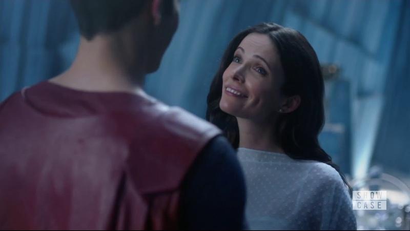 Supergirl 4x09 Lois Clark Scene
