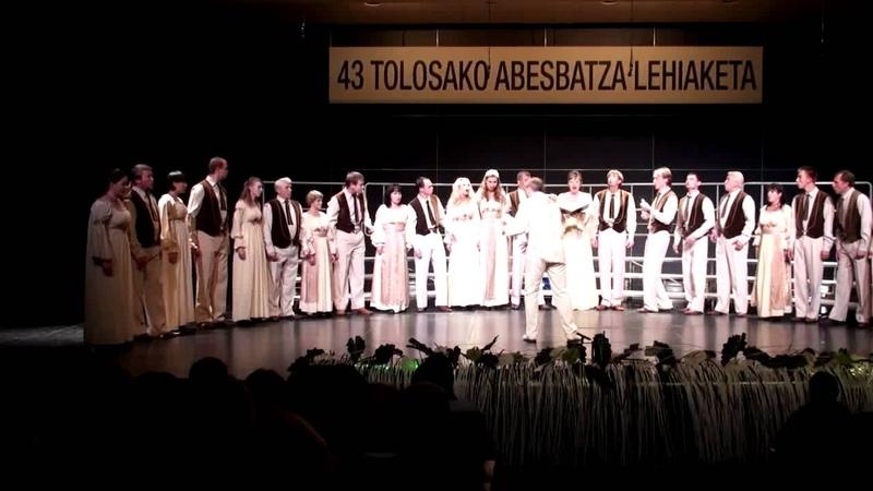 Nikolay Rimsky-Korsakov: Flight of the Bumble-Bee - Oreya Chamber Choir, Ukraine