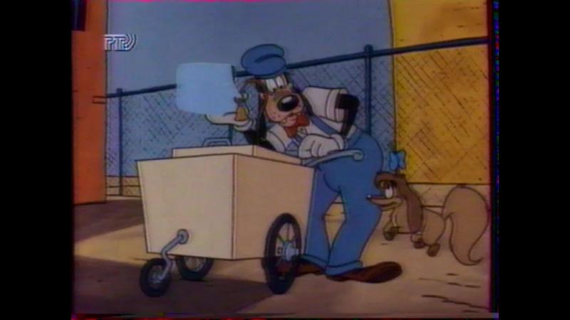 Гуфи и его команда (РТР, 19 июня 1994) Гуфи против мафии
