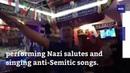 Английские нацисты в Волгограде в рамках чемпионата мира