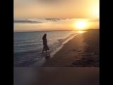 Бэкстейдж с закатной фотосессии
