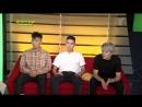 Интервью 91 для передачи Доброе Утро на канале Евразия