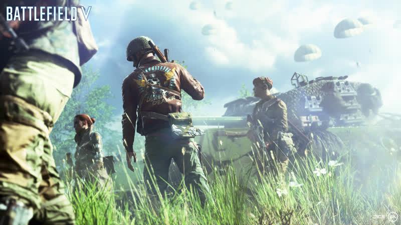 Battlefield 5! ПРОДОЛЖАЕМ ОНЛАЙН! ЛАГИ НА СЕРВЕРЕ!?