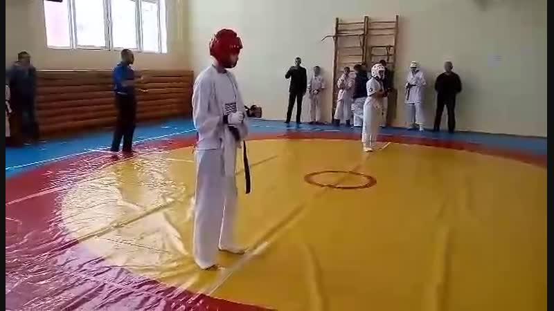 Бой Бохан (Витебск) - Шульга (Верхнедвинск)