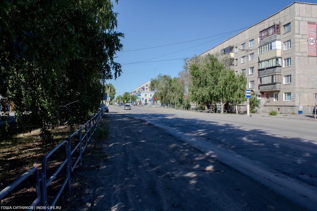 Тротуар Карталы
