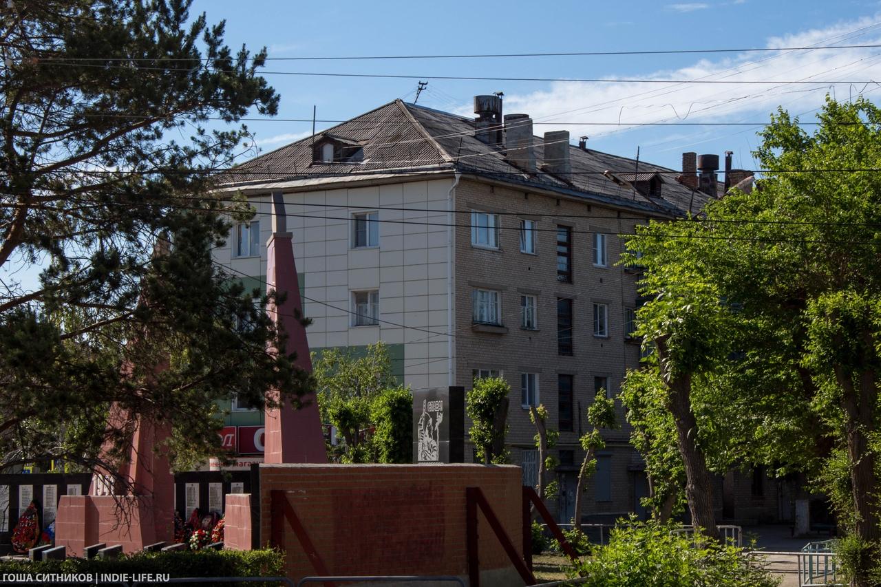 Ремонт фасадов Карталы