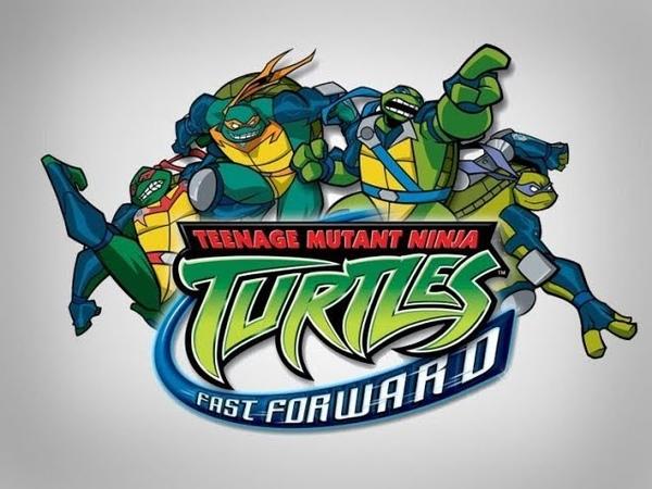 Teenage Mutant Ninja Turtles: Fast Forward - Overloaded