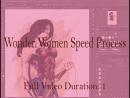 Speedpainting Wonder Woman