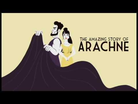 Миф про Арахну - TED-Ed
