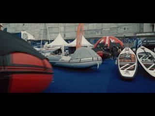 """Новинки gladiator на выставке """"boat show 2019"""" во владивостоке"""