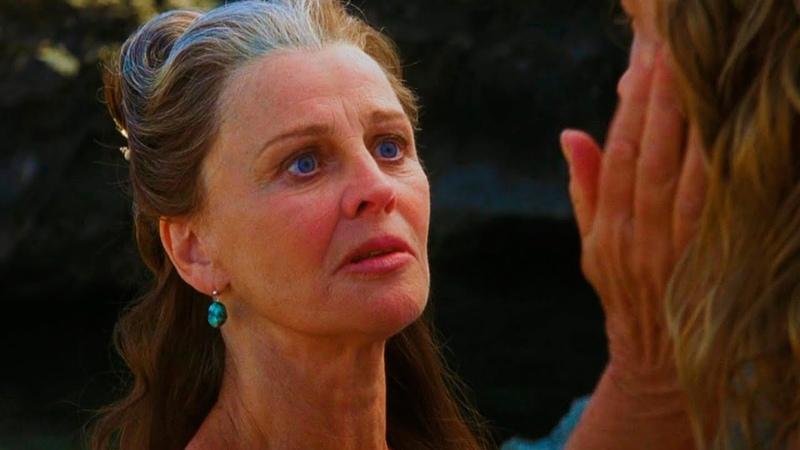 Ахиллес Общается с Мамой в Последний Раз Троя 2004 Момент из Фильма