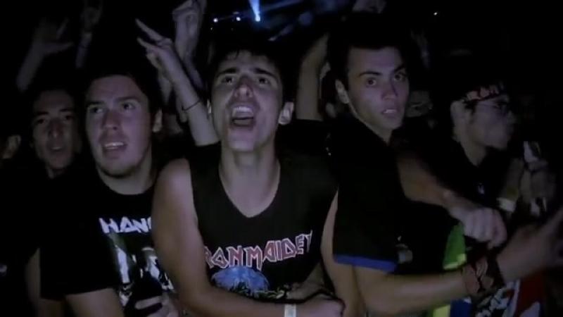 Iron Maiden - Fear Of The Dark (Flight 666) [HD]