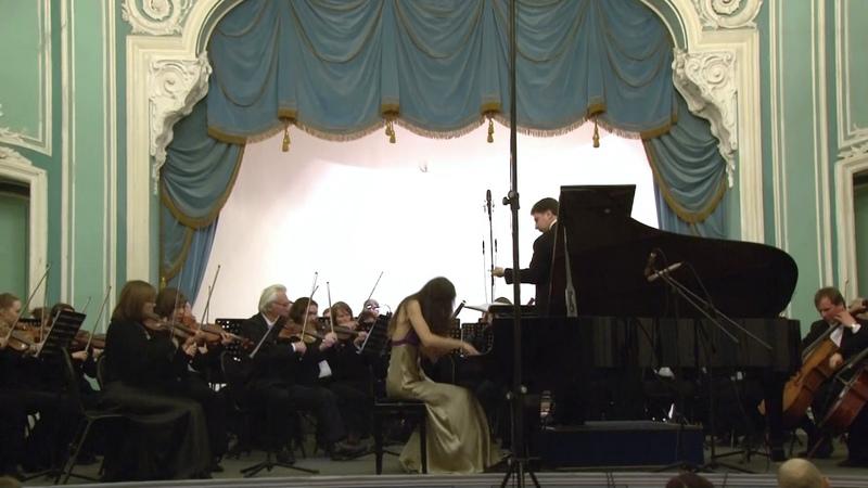 Dinara Mazytova (piano) 2012-02-08