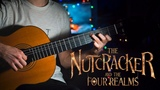 The Nutcracker - Dance of the Sugar Plum Fairy (fingerstyle classical guitar cover) with Tabs