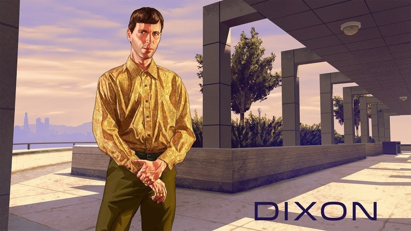 GTA Online: After Hours | Dixon | Full liveset [In-game capture]