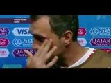 Артём Дзюба со слезами на глазах о чемпионате мира 2018